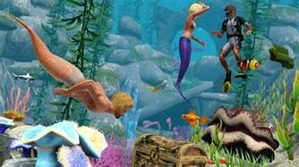 mermaid sims picture 2