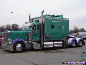 large sleeper trucks picture 7