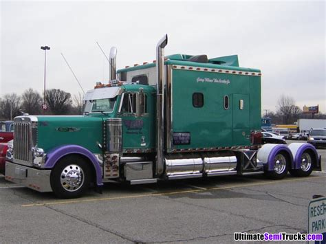 large sleeper trucks picture 1