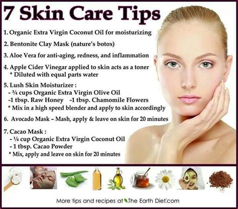 beauty tips for the skin picture 2