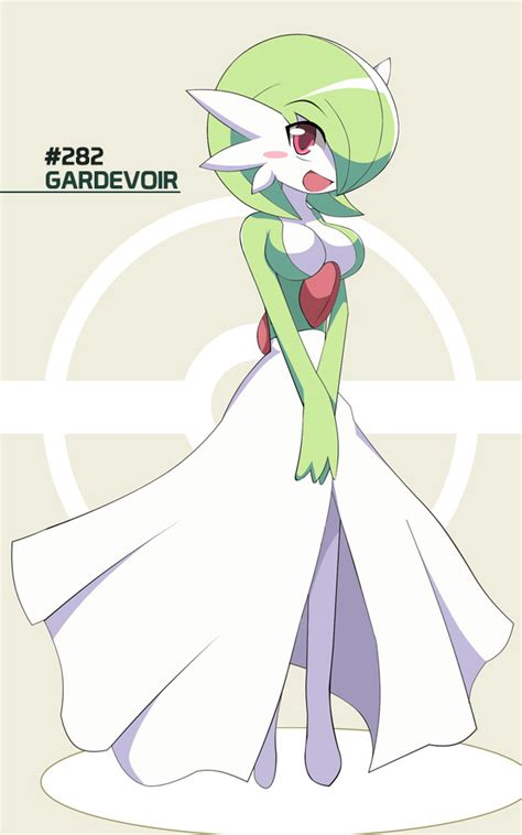 gardevoir pokemon breast picture 6
