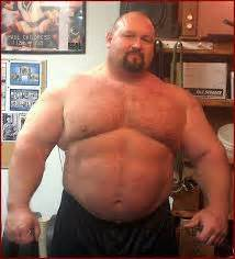 big muscle bear picture 13