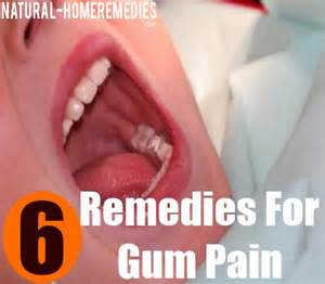 gum pain relief picture 2