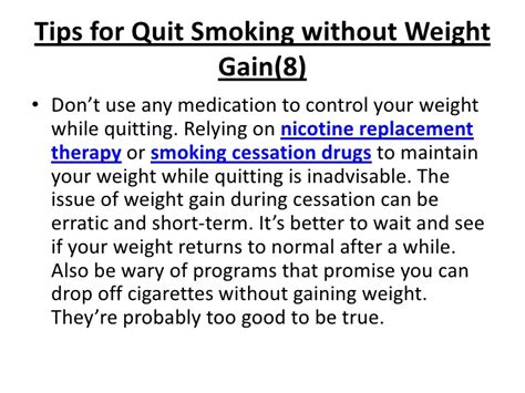 will stop smoking help gain weight picture 12