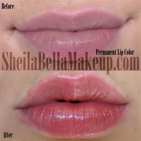 permanent lip color picture 5