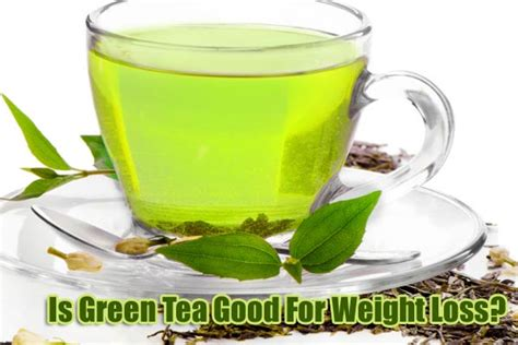weight loss with green tea picture 3
