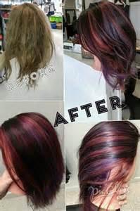 hair color techniques picture 11