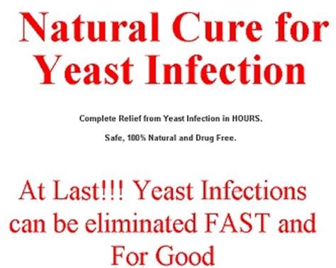 yeast infection remidies picture 18