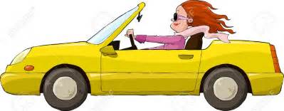 convertible car clip art picture 3