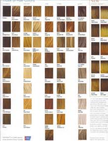 hair coloring chart picture 11