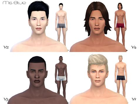 sims2 muscle skin picture 7