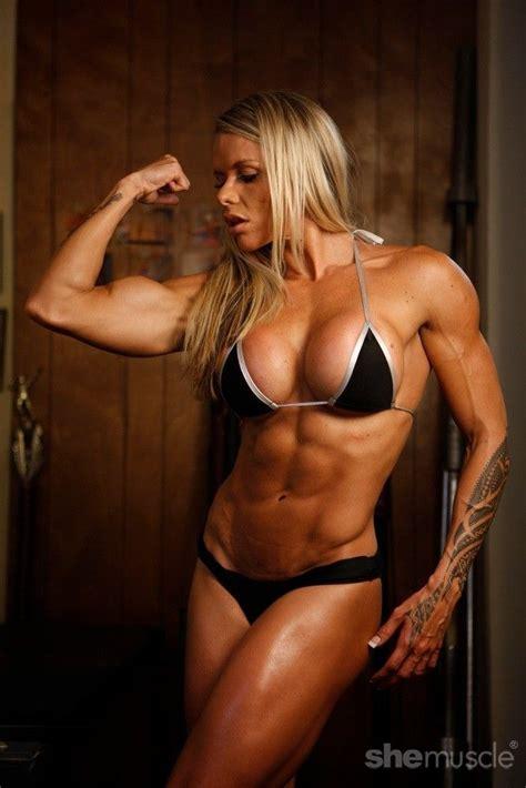 female bodybuilder ashley star picture 1