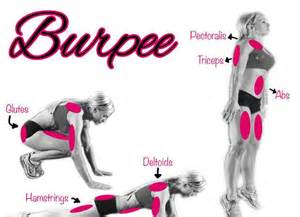 Fat burning exercise video picture 1