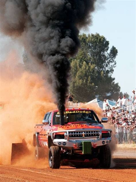 smoke diesel power picture 11