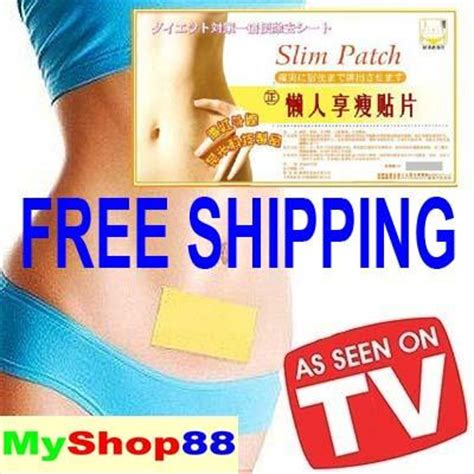 slimform weight loss patch picture 9