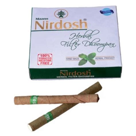 nirdosh herbal cigarettes, kolkata picture 7