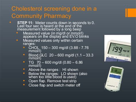 Cholesterol screening picture 14