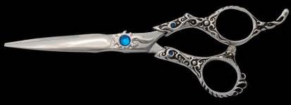 hair styling shears picture 3