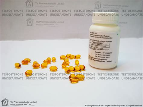 injectable testosterone undecanoate dosage picture 6