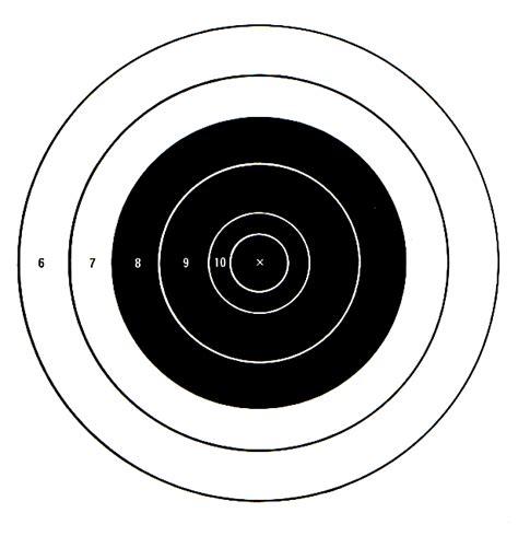 ibs 50 yard rimfire target picture 7