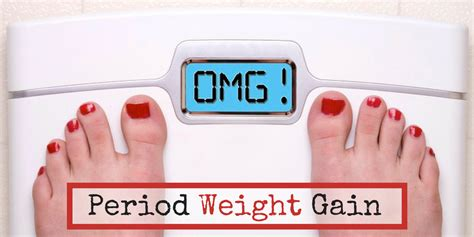 average weight gain during period picture 3