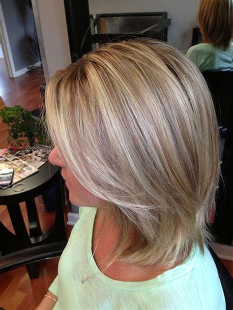blonde hair highlights picture 2