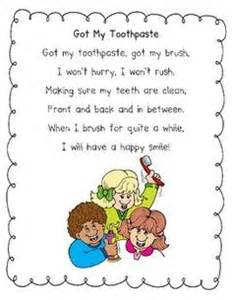 brushing teeth song and preschool picture 9