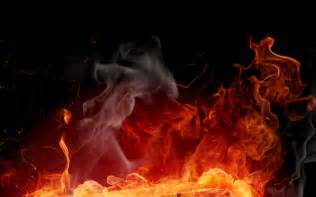 smoke and fire picture 1