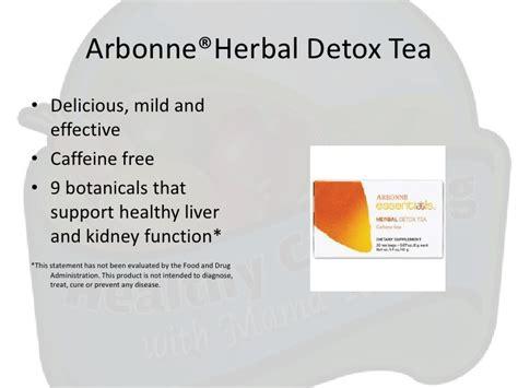 arbonne detox tea picture 9