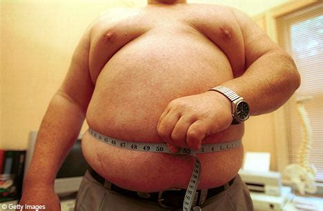 would a man lose belly fat if he picture 10