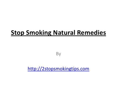 smoke deter-stop smoking homeopathic treatment picture 2