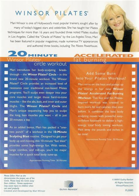 accelerated fat burning pilates picture 17