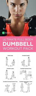 dumbbell workout burn fat picture 19