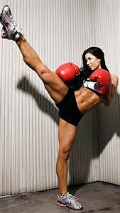 female muscle fitness models picture 17