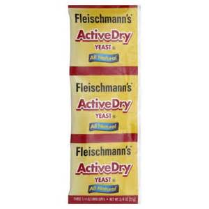 fleishmanns active dry yeast no hangover picture 1