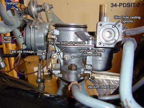 carbys solex 32-34 pdsit-2 picture 4