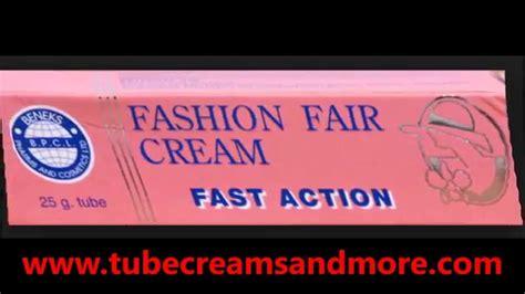 beneks fashion fair gel plus ingredients picture 17