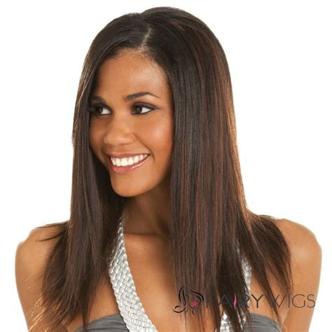 african american straight hair picture 7