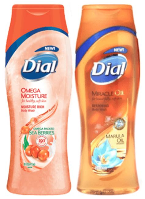 dial seasonal collection body wash. picture 11