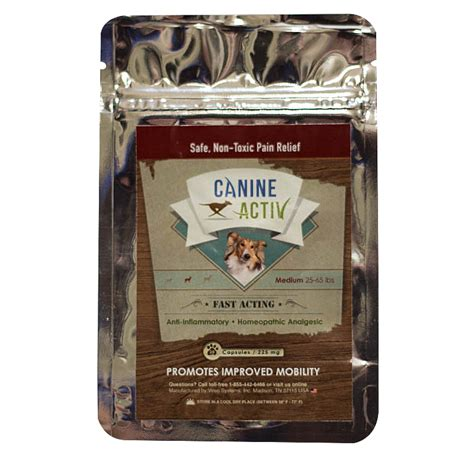 canine pain relief picture 1