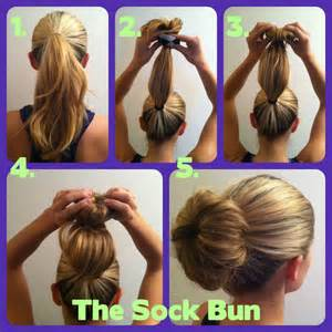 african hair buns with sock picture 15