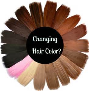 changing your hair color picture 1