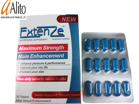 extenze dietary supplement picture 5
