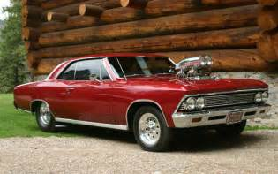 history of chevy muscle cars picture 7