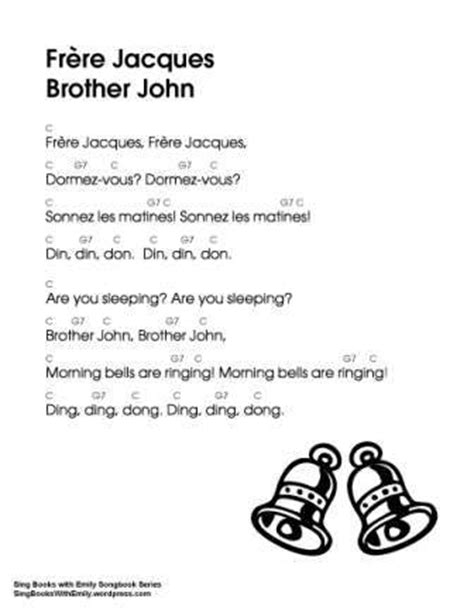 are you sleeping brother john picture 1