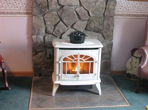 do wood pellet stoves emit smoke picture 6