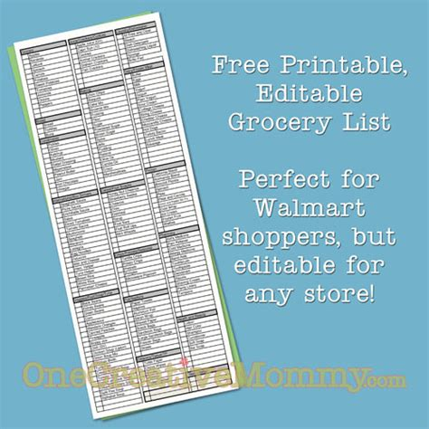 walmart $4 list printable 2015 picture 11