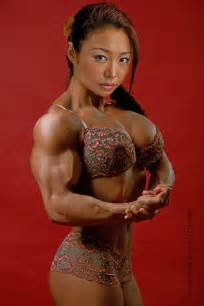 asian female bodybuilders picture 1