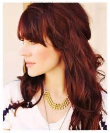 Light brown hair over red picture 13