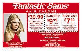 fantastic sams hair coupon picture 7